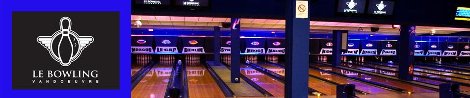 Bowling de Vandoeuvre