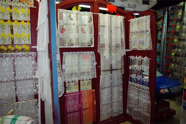 Chouettes rideaux - - Centre commercial Les Nations Vandoeuvre les Nancy