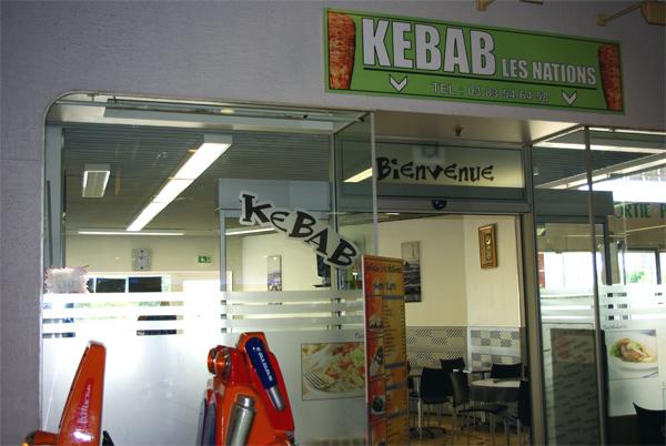 Kebab les nations